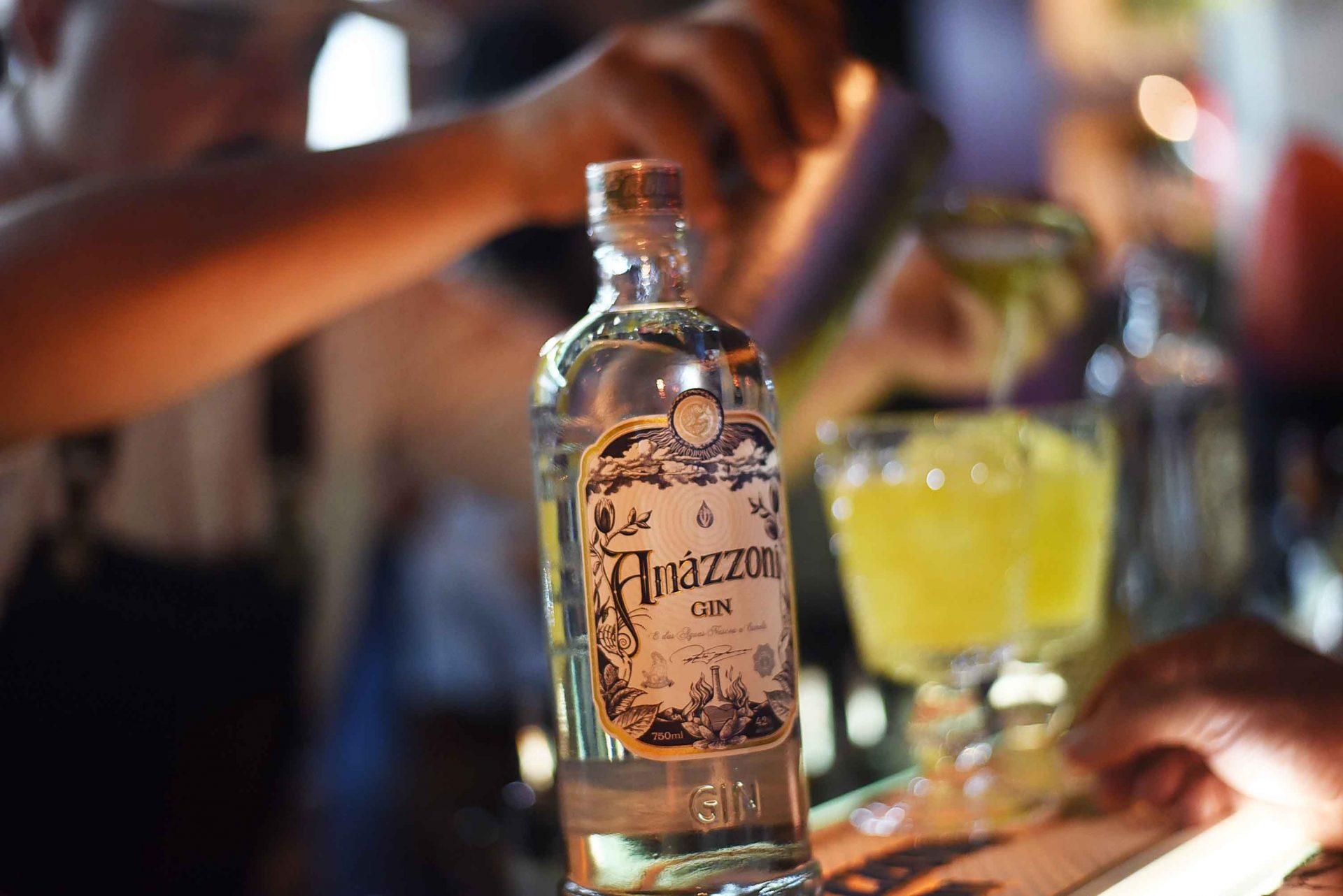 Gin du Brezil Amazonni Spirit beauties