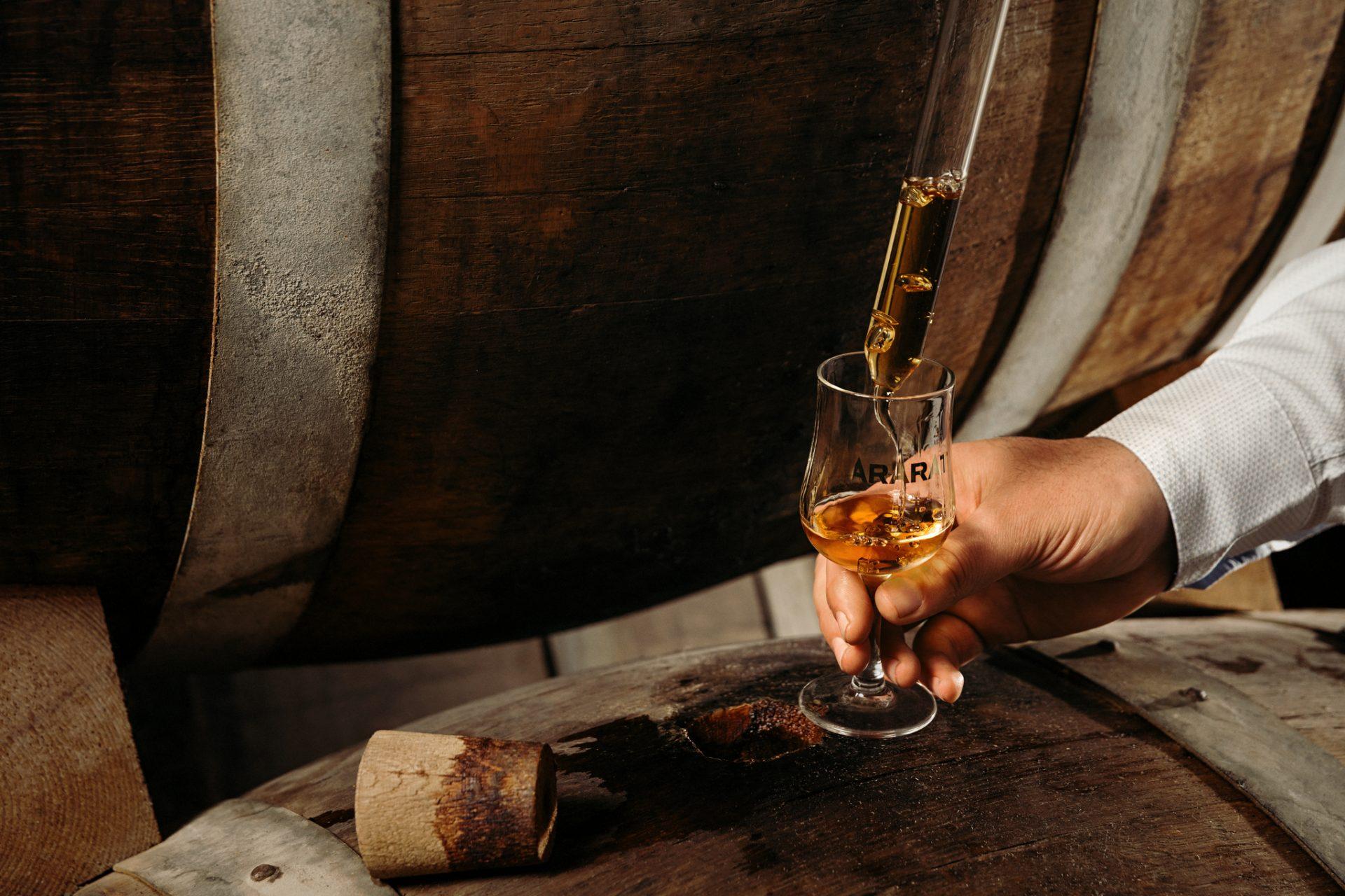 Ararat Cognac Arménien